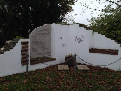 Mahnmal jüdische Synagoge
