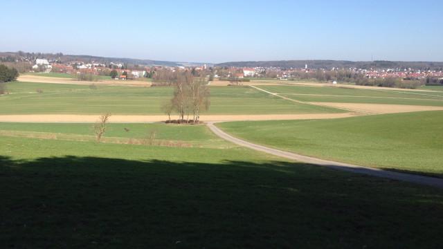 Ausblick vom Mühlberg